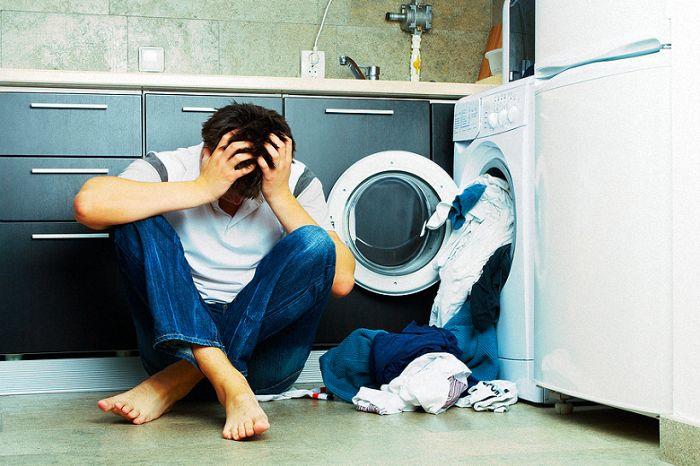 Máy giặt Midea báo lỗi E1 – Nguyên nhân và cách khắc phục