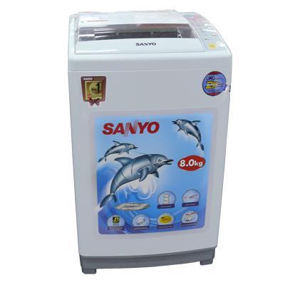 Máy giặt Sanyo báo lỗi U3, U4 – UC, U5 – Nguyên nhân, cách khắc phục