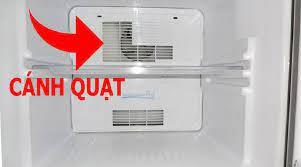 Nguyên nhân tủ lạnh Hitachi không chạy quạt và cách khắc phục